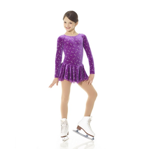 Dailiojo čiuožimo Suknelė Mondor - 2747 LH