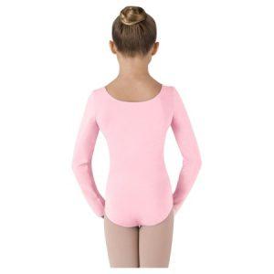 Baleto Kostiumelis Baleto Triko Mergaitems Bloch CL5409 1