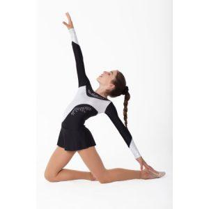 Meninės Gimnastikos Kostiumėlis Intermezzo – 31510