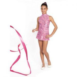Meninės Gimnastikos Kostiumėlis Intermezzo – 31275