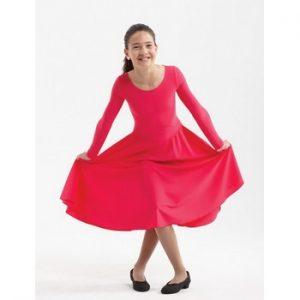 Mergaičių Sportinių šokių Suknelė Intermezzo – 8020