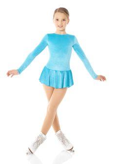 Dailiojo čiuožimo Suknelė Mondor – 2711 CC