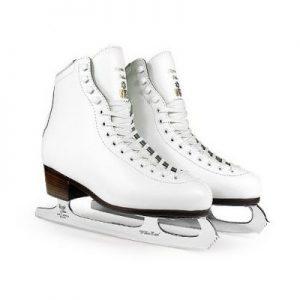 Suaugusių Dailiojo čiuožimo Pačiūžos Su Pavažomis Wifa – Deluxe Skatec