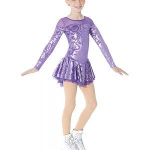 Dailiojo čiuožimo Suknelė Mondor – 2760