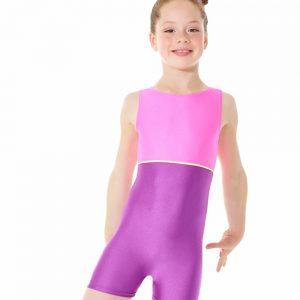 Sportinės Gimnastikos Kostiumėlis Mondor – 7834
