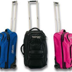 Čiuožėjo Krepšys Risport – PK0L05 Trolley Bag