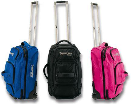 Čiuožėjo krepšys Risport - PK0L05 trolley bag
