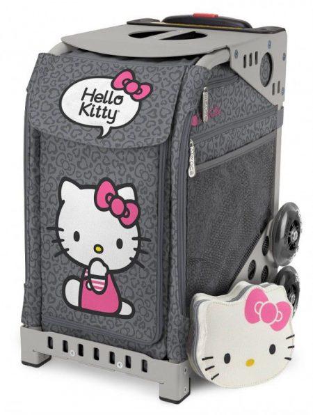 Čiuožėjo krepšys Zuca -  Hello Kitty (be rėmo)
