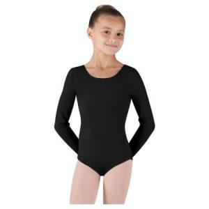 Baleto Kostiumėlis Baleto Triko Mergaitėms Bloch – CL5409