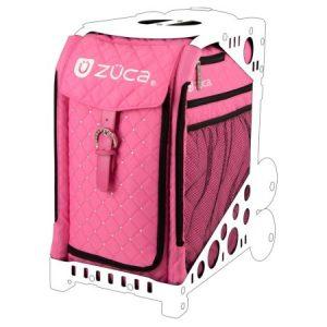 Čiuožėjo Krepšys Zuca – Pink Hot (be Rėmo)