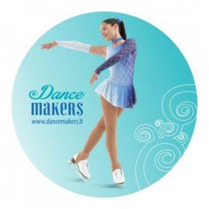 Kišeninis Veidrodėlis Dance Makers – Skater