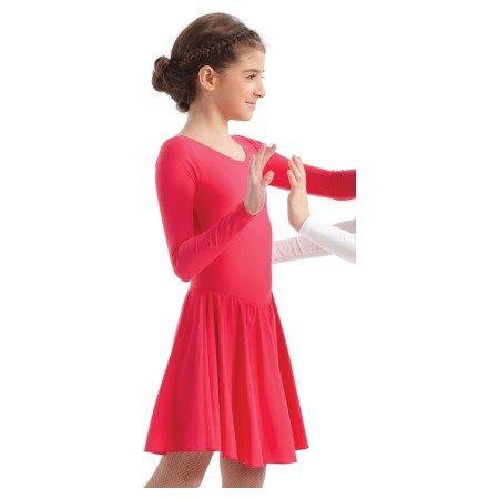 Mergaiciu sportiniu sokiu suknele Interemezzo 8027