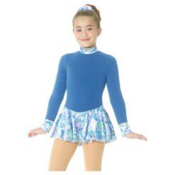 Ciuozimo suknele mergaitems Mondor 4403