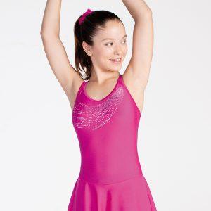 Meninės Gimnastikos Kostiumėlis Intermezzo – 31409