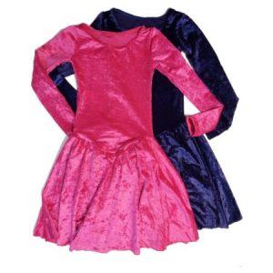 Veliūrinė šokių Suknelė – Intermezzo
