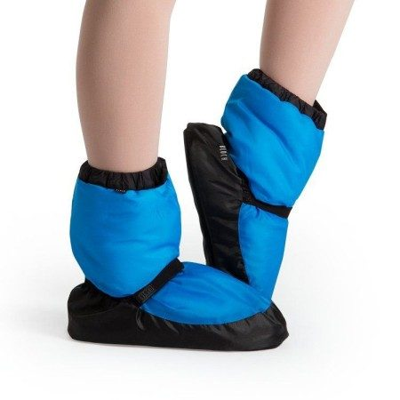 Siluma issaugantis apavas bootie bloch fluo blue