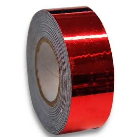 Lipni juostelė gimnastikos įrankiams Pastorelli - New Versailles 03044 Red