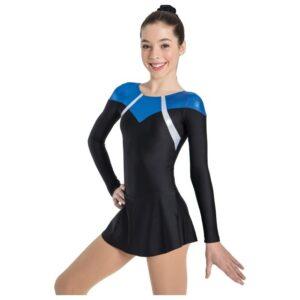 Meninės Gimnastikos Kostiumėlis Intermezzo – 31536